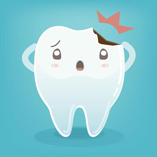 Broken Teeth In Dreams