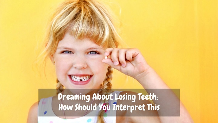 dreaming about losing teeth