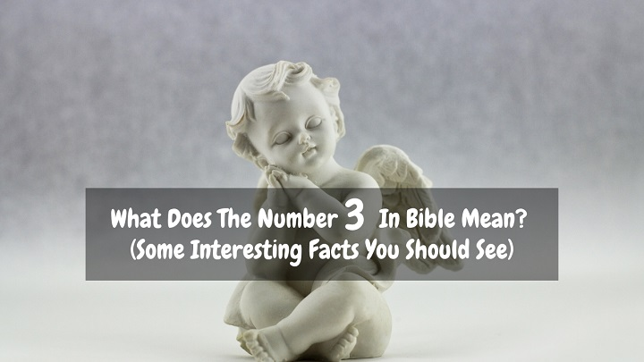 what does the number 3 mean in the bible
