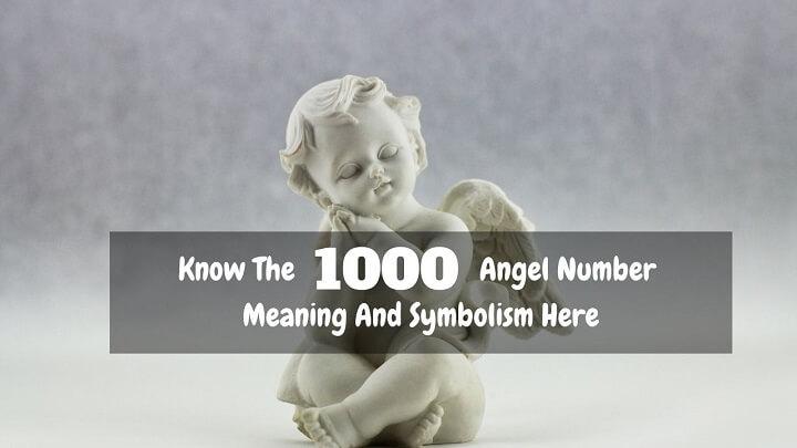 1000 angel number