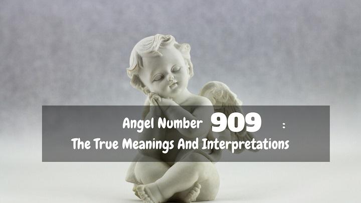 angel number 909