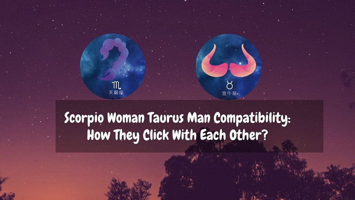 scorpio woman taurus man