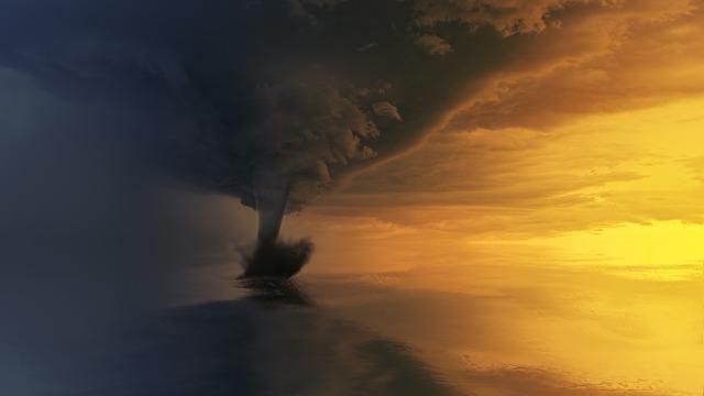 Tornado Dream Meaning