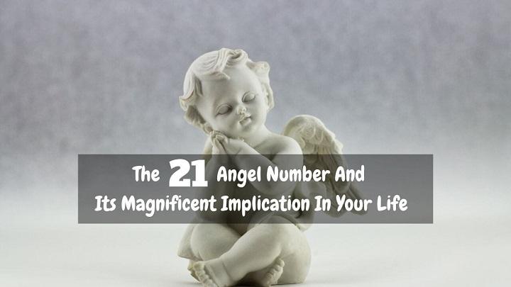21 angel number
