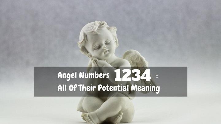 angel numbers 1234