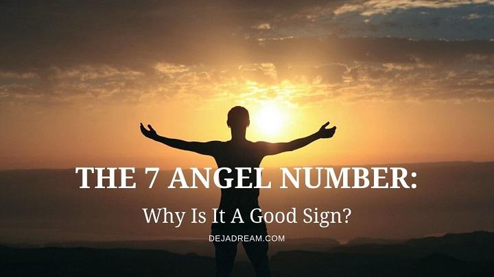 7 angel number