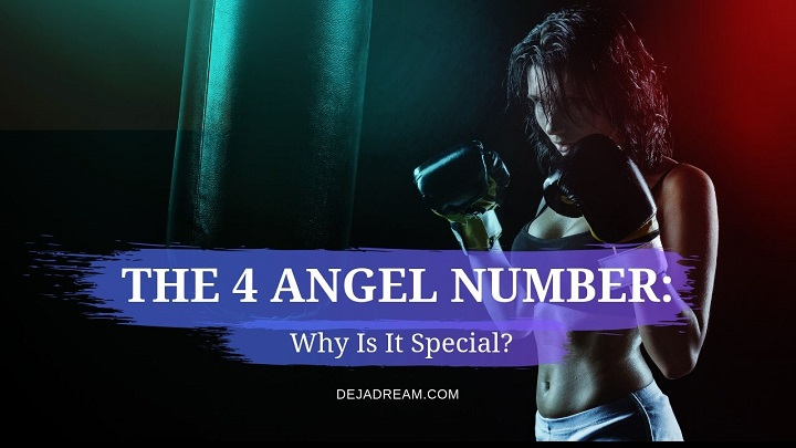 4 angel number