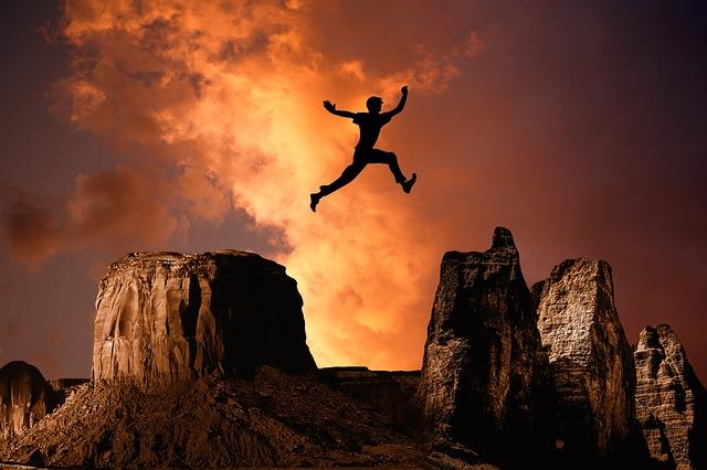 Leap of Escape
