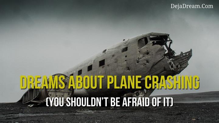 dreams about plane crashing