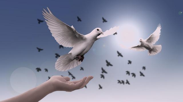Imparting Of Spiritual Blessings