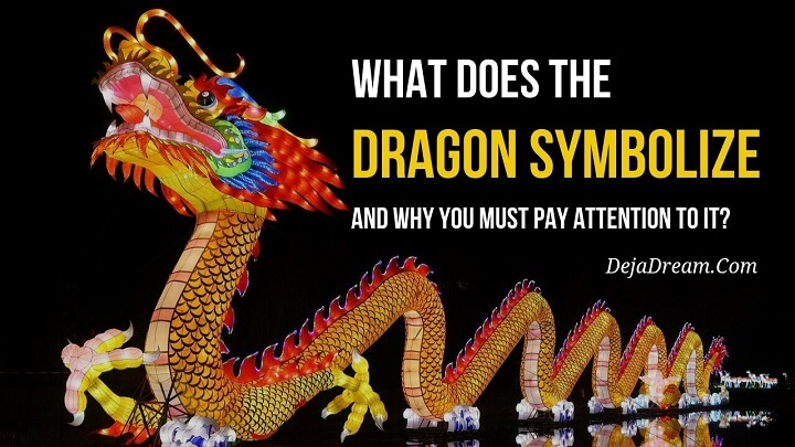 what does dragons symbolize