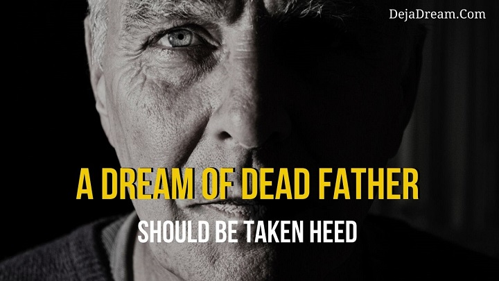 dreaming of dead father