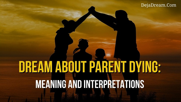dream about parent dying