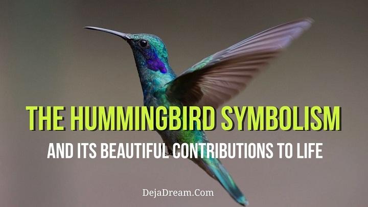 hummingbird symbolism