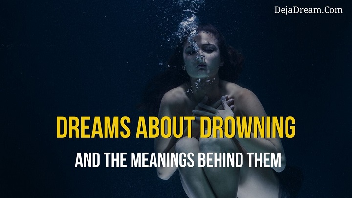 dreams about drowning