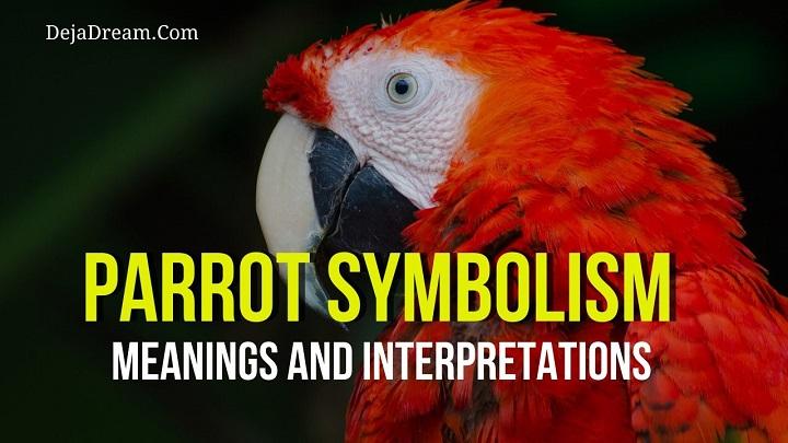 parrot symbolism