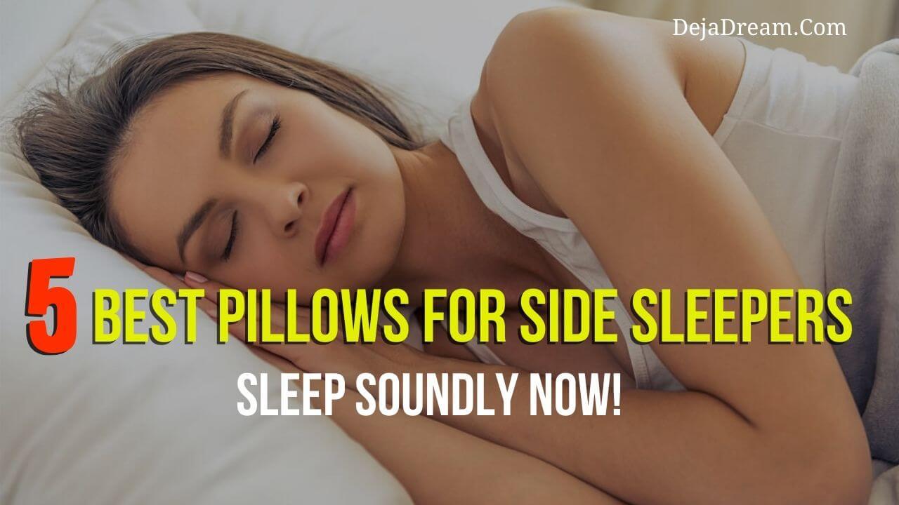 best pillows for side sleeper
