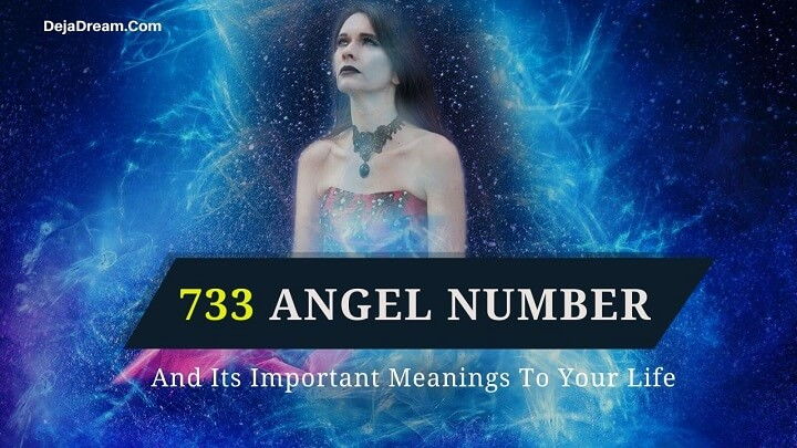 733 angel number