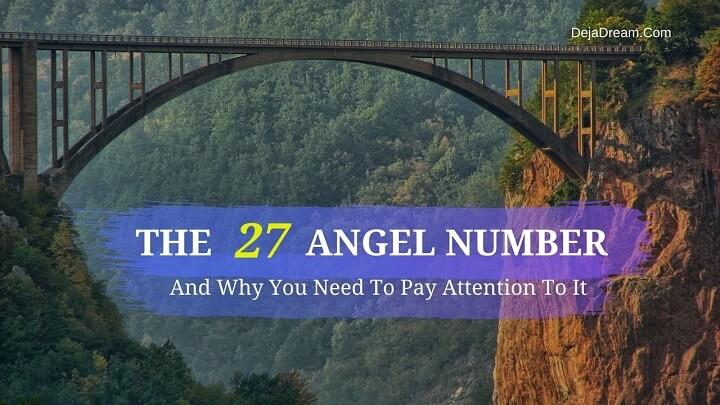 27 angel number