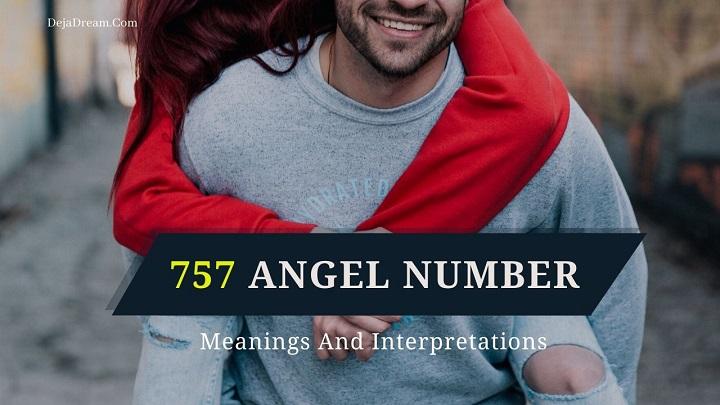 757 angel number