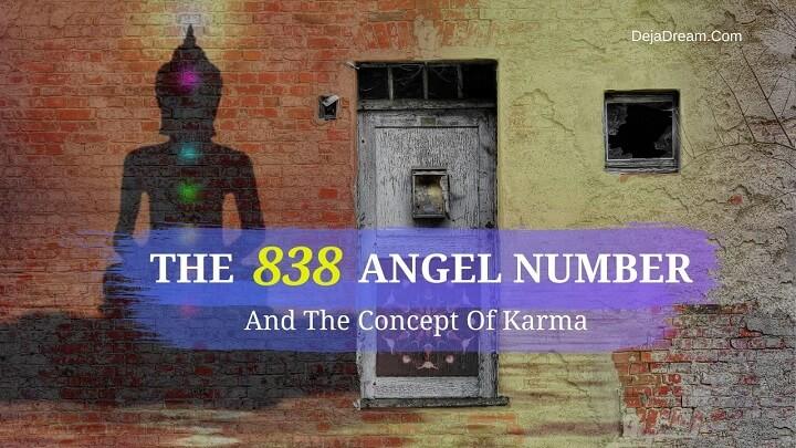 838 angel number