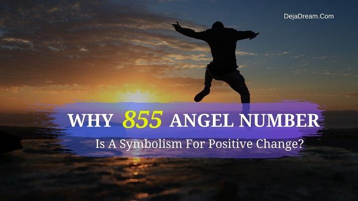 855 angel number
