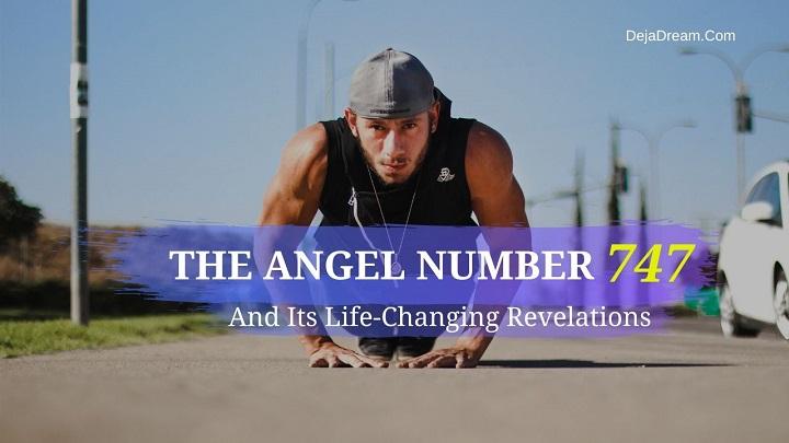 angel number 747