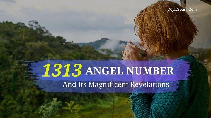 1313 angel number