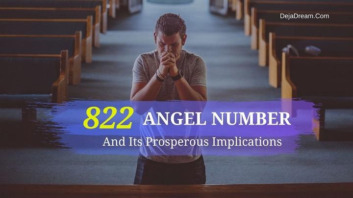 822 angel number