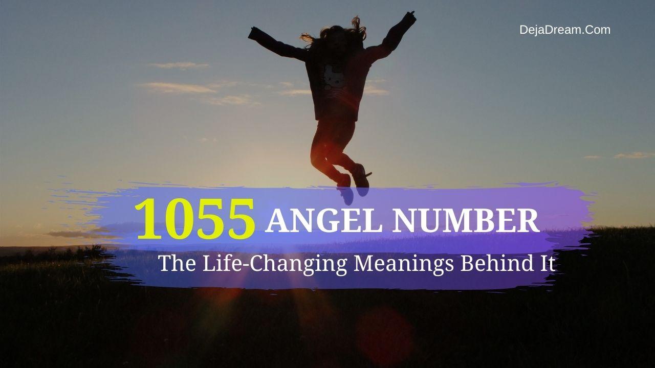1055 angel number