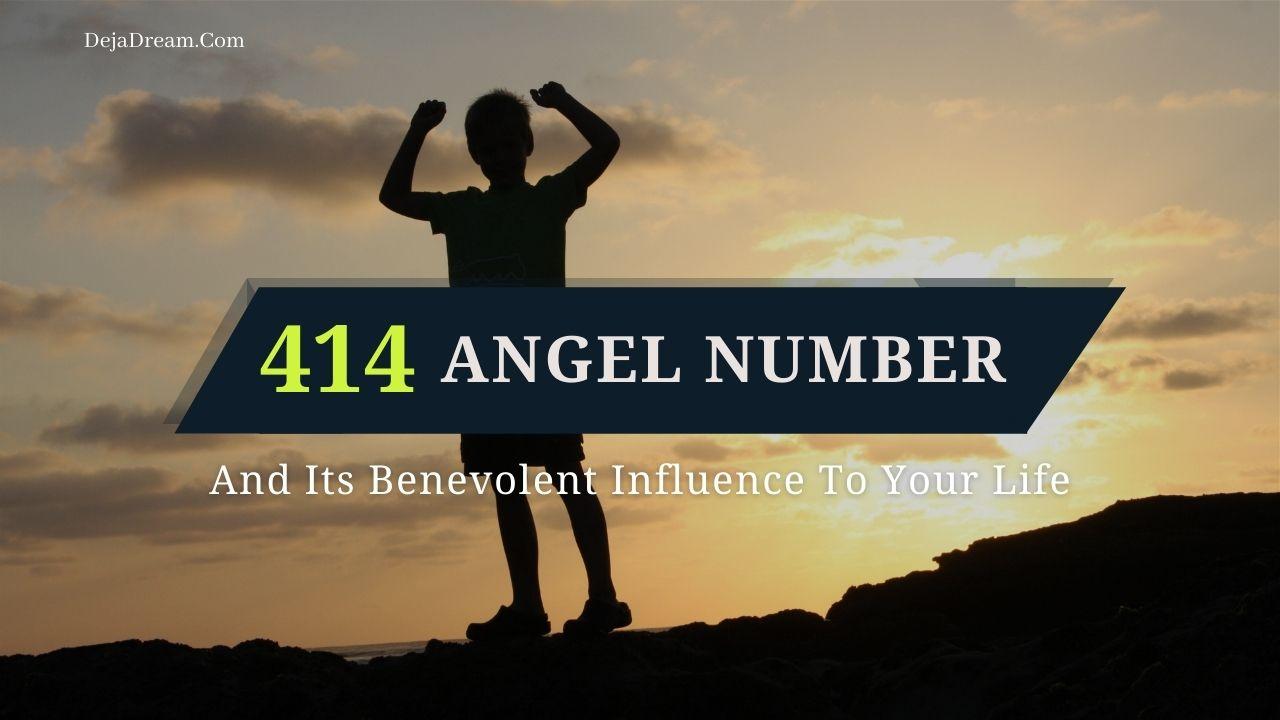 414 angel number