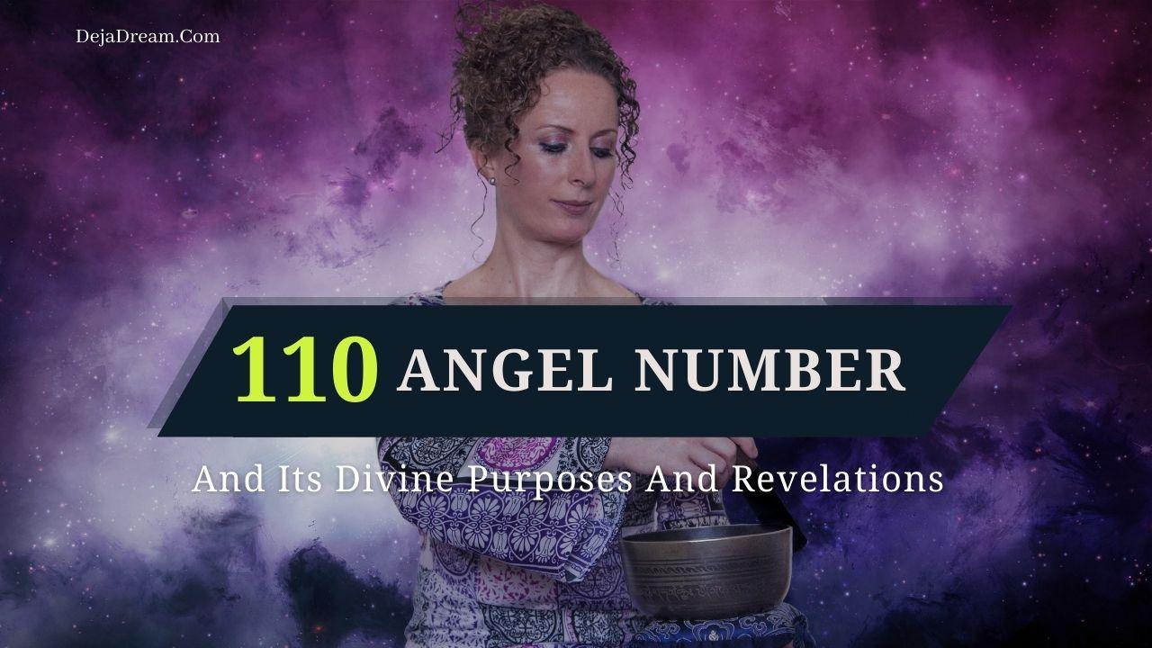 110 angel number