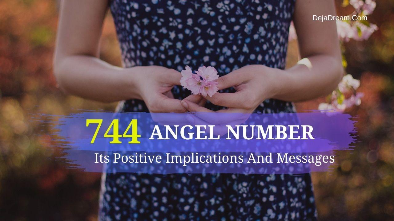 744 angel number