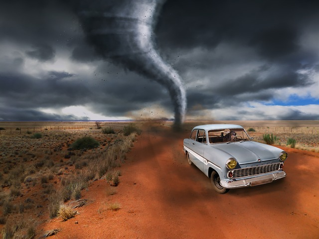 Recurring Tornado Dreams Escaping From A Tornado In Your Dream