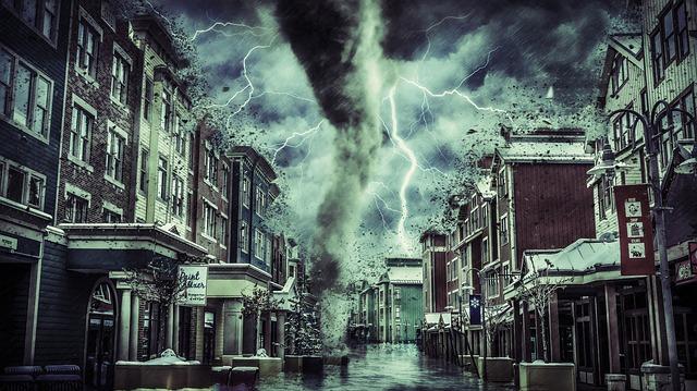 Recurring Tornado Dreams - Seeing A Tornado In Your Dream