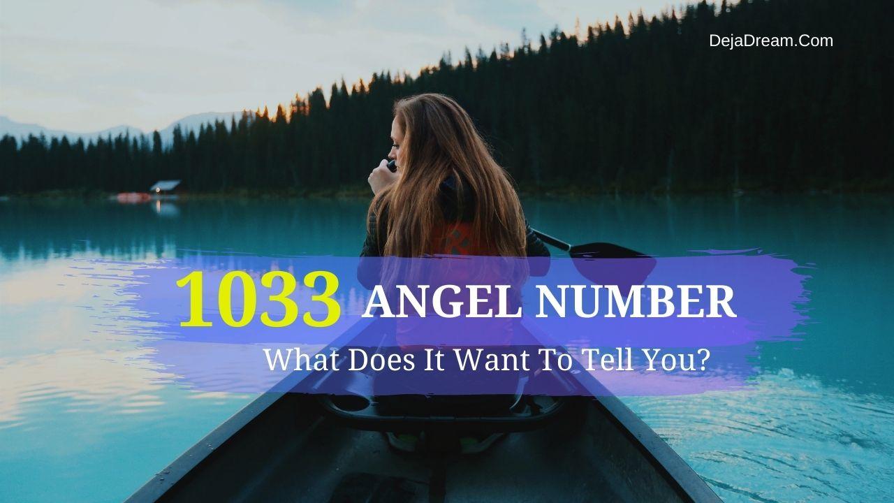 1033 angel number