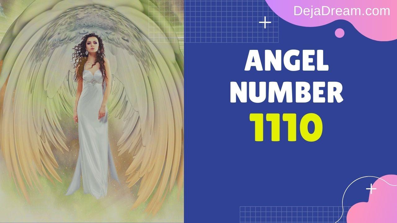 1110 angel number