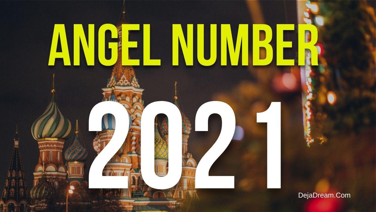 2021 angel number