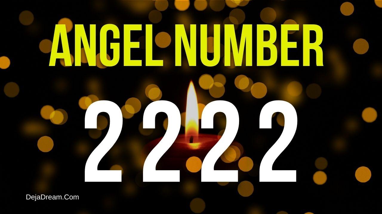 2222 ange number