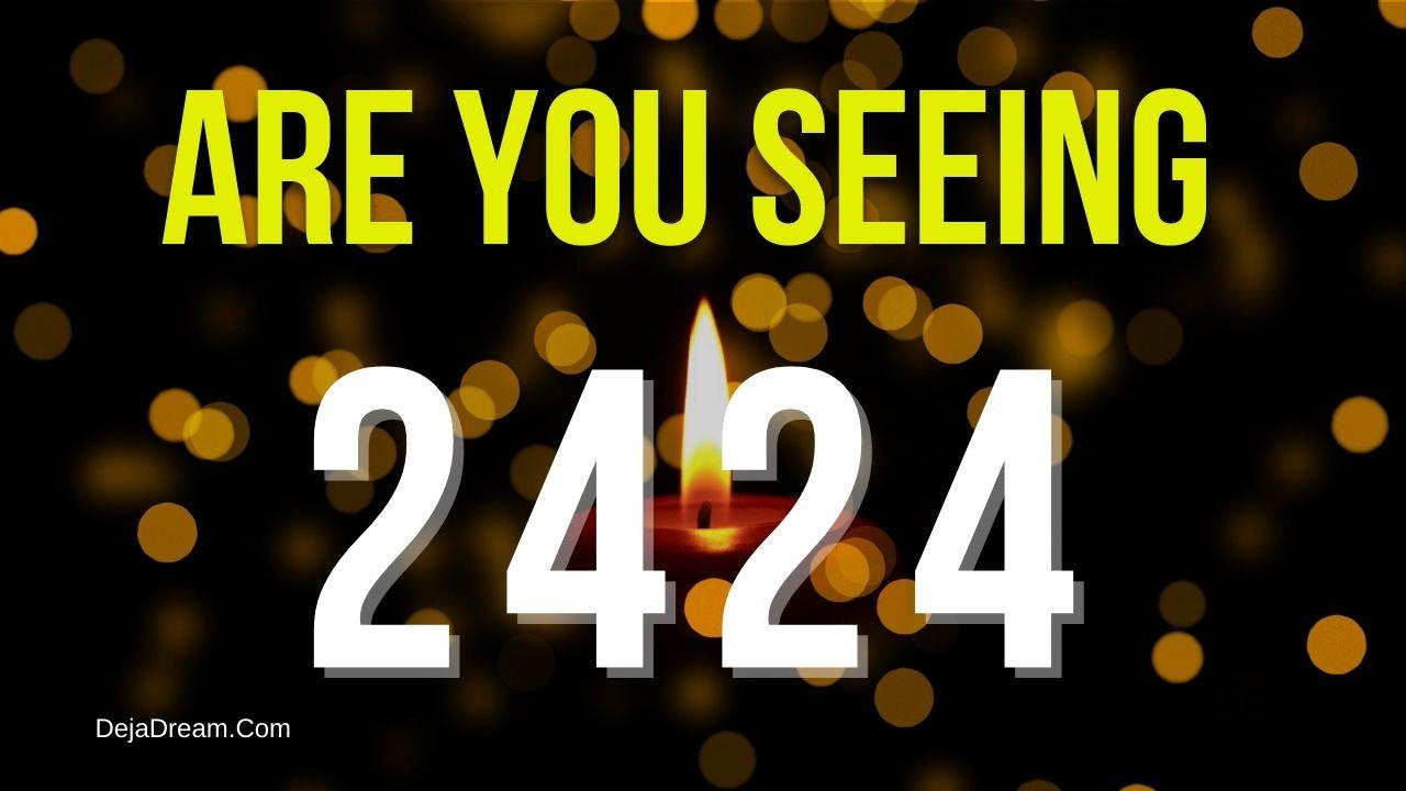 2424 angel number
