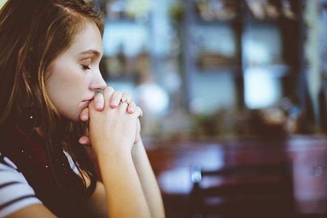 Angel Number 55 - Always Pray