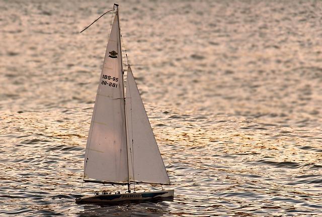 Dreaming of sailing in the ocean