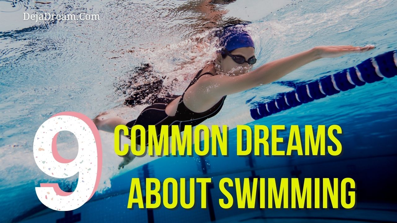 Common Dreams About Swimming
