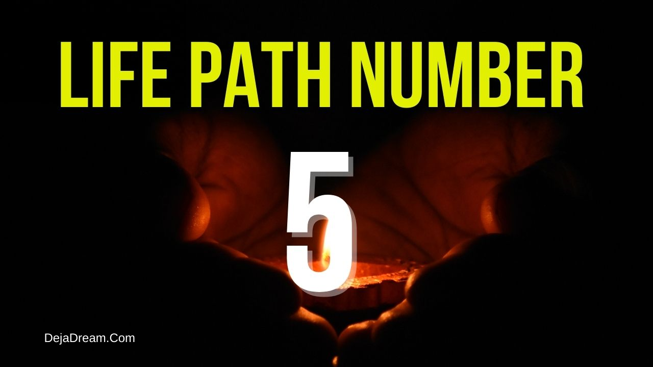 life path number 5