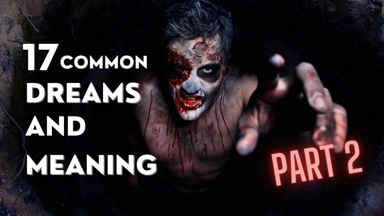 Common Dream Meanings part 2