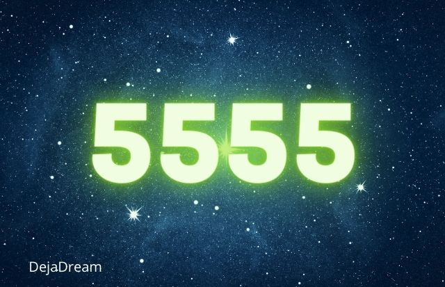 5555 Angel Number Meanings