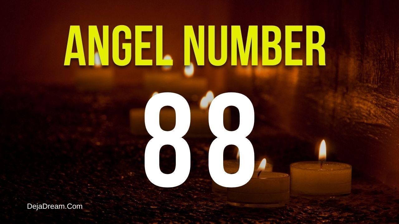 Angel Number 88